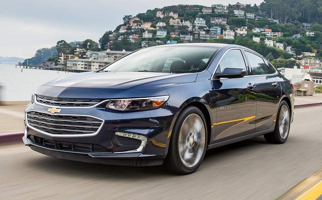 Novo Chevrolet Malibu 2017 - Preços, Fotos e Ficha Técnica | Autos ...