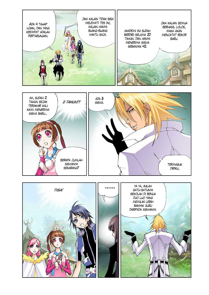 Soul Land Chapter 12