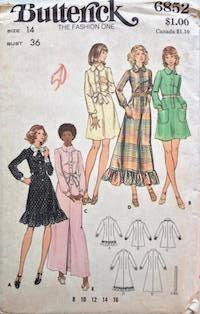 1970s Patterns