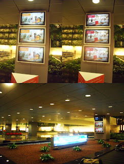 changi airport rethink travel campaign