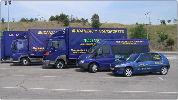 MUDANZAS Y TRANSPORTES MUÑOZ YUSTA MADRID - Empresas de servicios ...