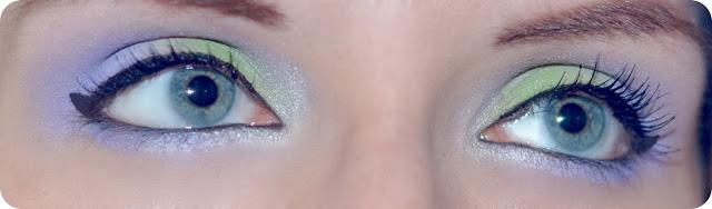 Make Up Look mit der Lime Crime Palette D'Antoinette