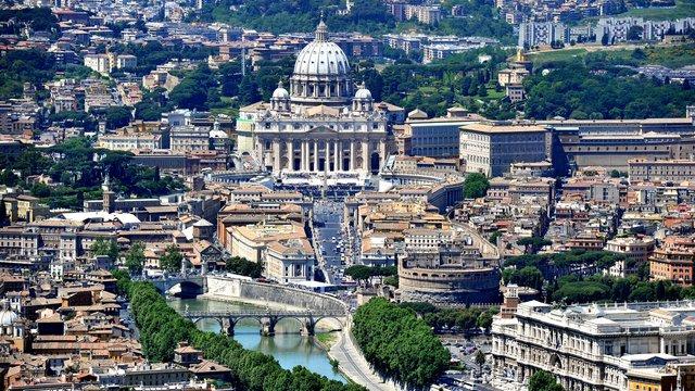 Irlandia zlikwidowala ambasade przy Watykanie