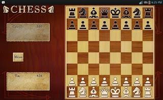Kumpulan Game Ringan Android Berukuran Kecil Terbaik 2016 Chess Free