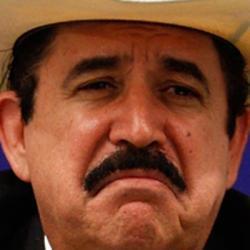 Mel Zelaya Presidente Hondureño