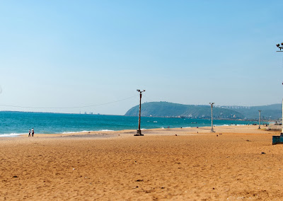 Vizag Ramakrishna Beach,RK beach