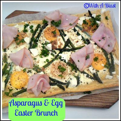 Easter recipe for brunch