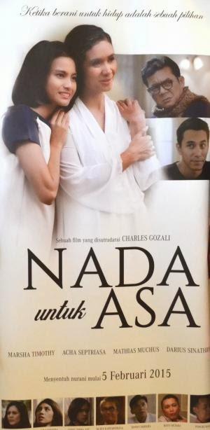 Film NADA Untuk ASA 2015 Bioskop