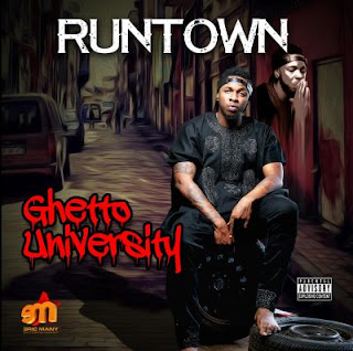 Runtown's debut album, Ghetto University