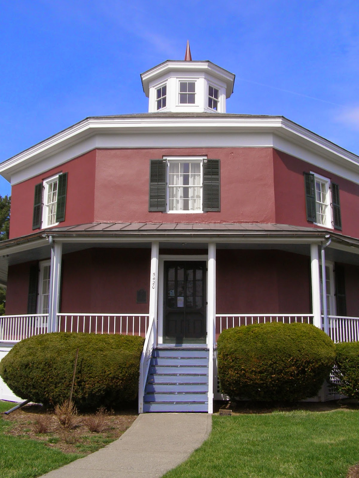 My central new york beyond the box resurrection and for Octagon homes