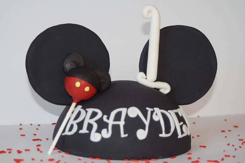 Mickey Mouse Cake Pops Prices