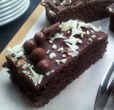Celebration cake, cake, chocolate cake