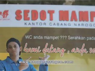 Sinopsis Kesemsem Tukang Sedot Wc Ganteng