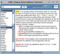 free download kamus besar bahasa indonesia gratis terlengkap dan terbaru 2012