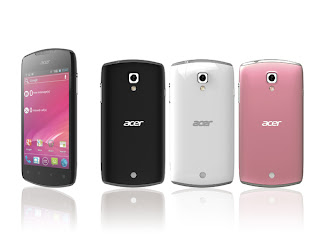 Acer E330 Liquid Glow 2012