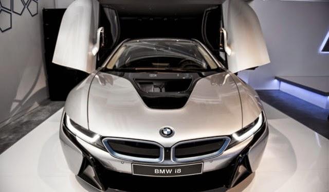 BMW İ8 Fiyatı? Özellikleri Resimleri.. Bmw İ3 İ8 Fiyat ve Özellikleri Resimleri..