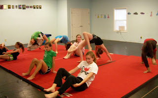teen rec dance classes charlotte