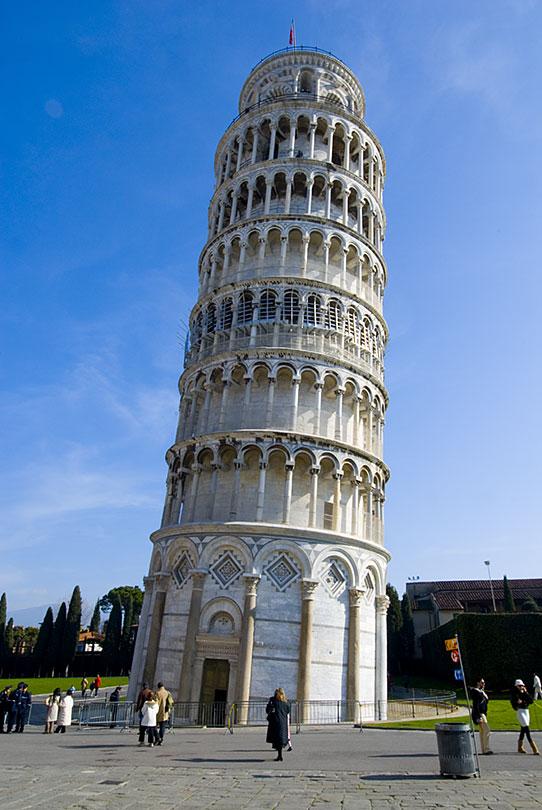 foto de Arquitectura y monumentos históricos: La torre inclinada