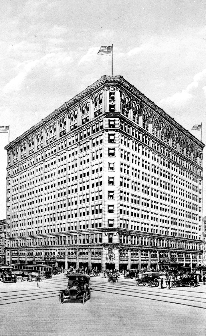 The Department Store Museum: Gimbel's, Pittsburgh ...