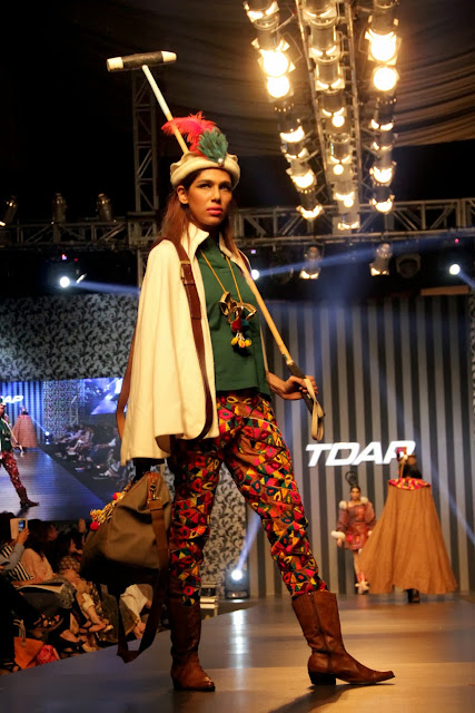 Pakistan Fashion students from PIFD show their collection