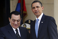 Egypt Hosni Mubarak Barack Obama