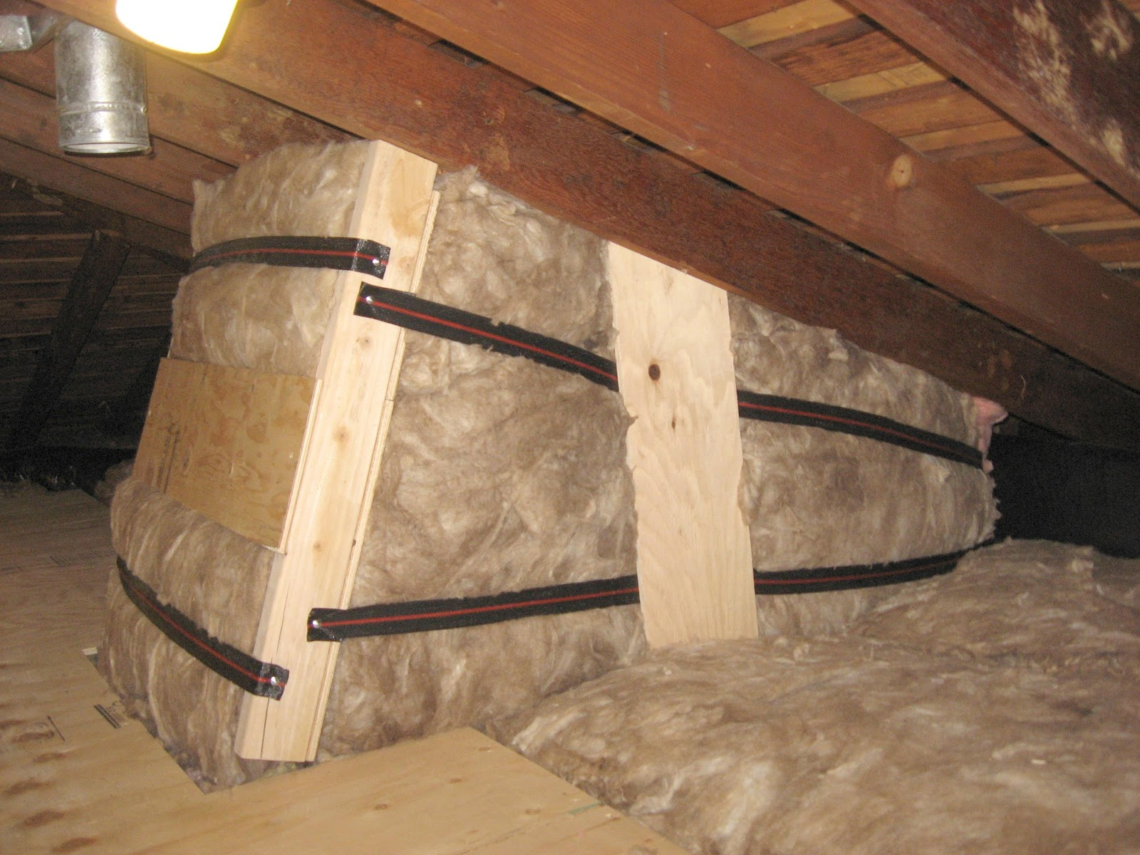 Energy conservation how to better insulation of skylight for Which insulation is better