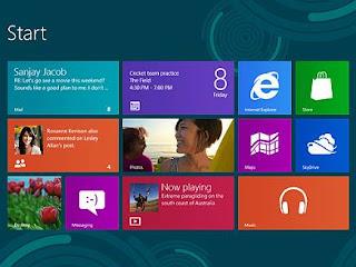 Windows 8, Metro, Microsoft