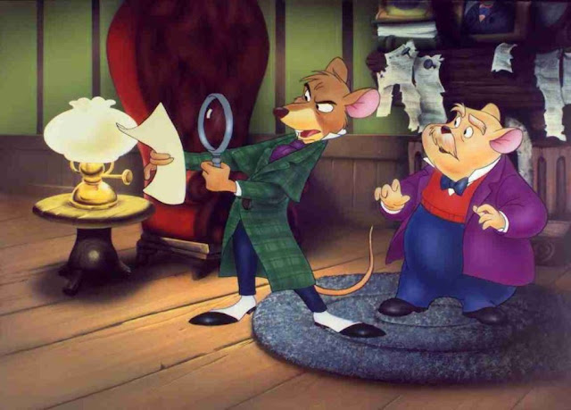 Disney : Basil Détective Privé en Blu-ray !