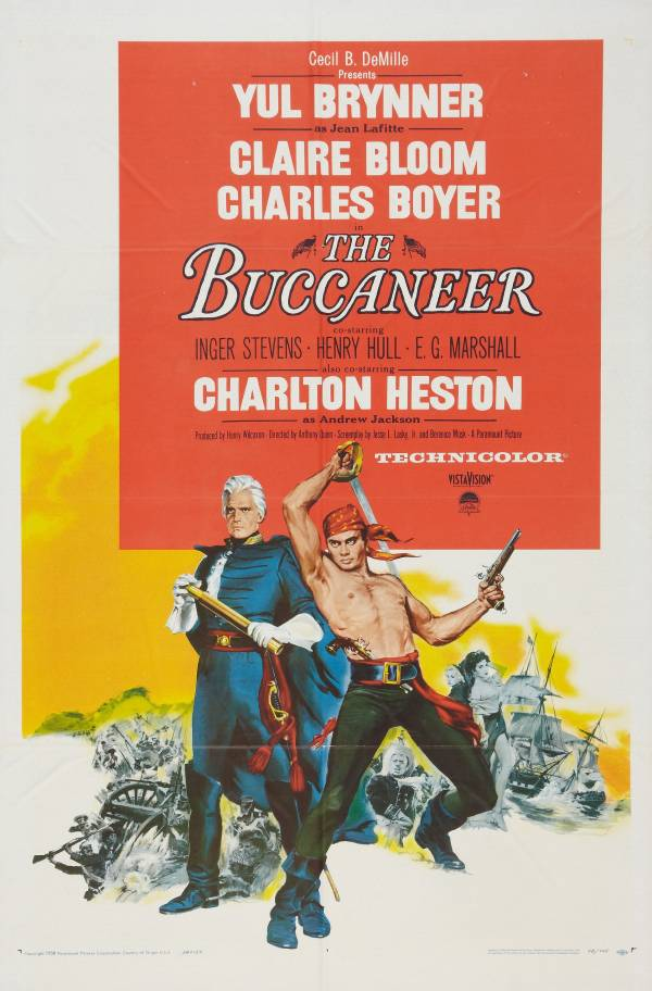 The Buccaneer 1938  IMDb