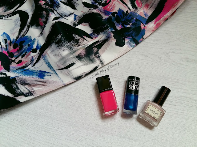 Which shade to match my dress?