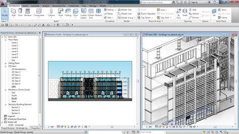 Modelagem Informação da Construção - Revit 2014