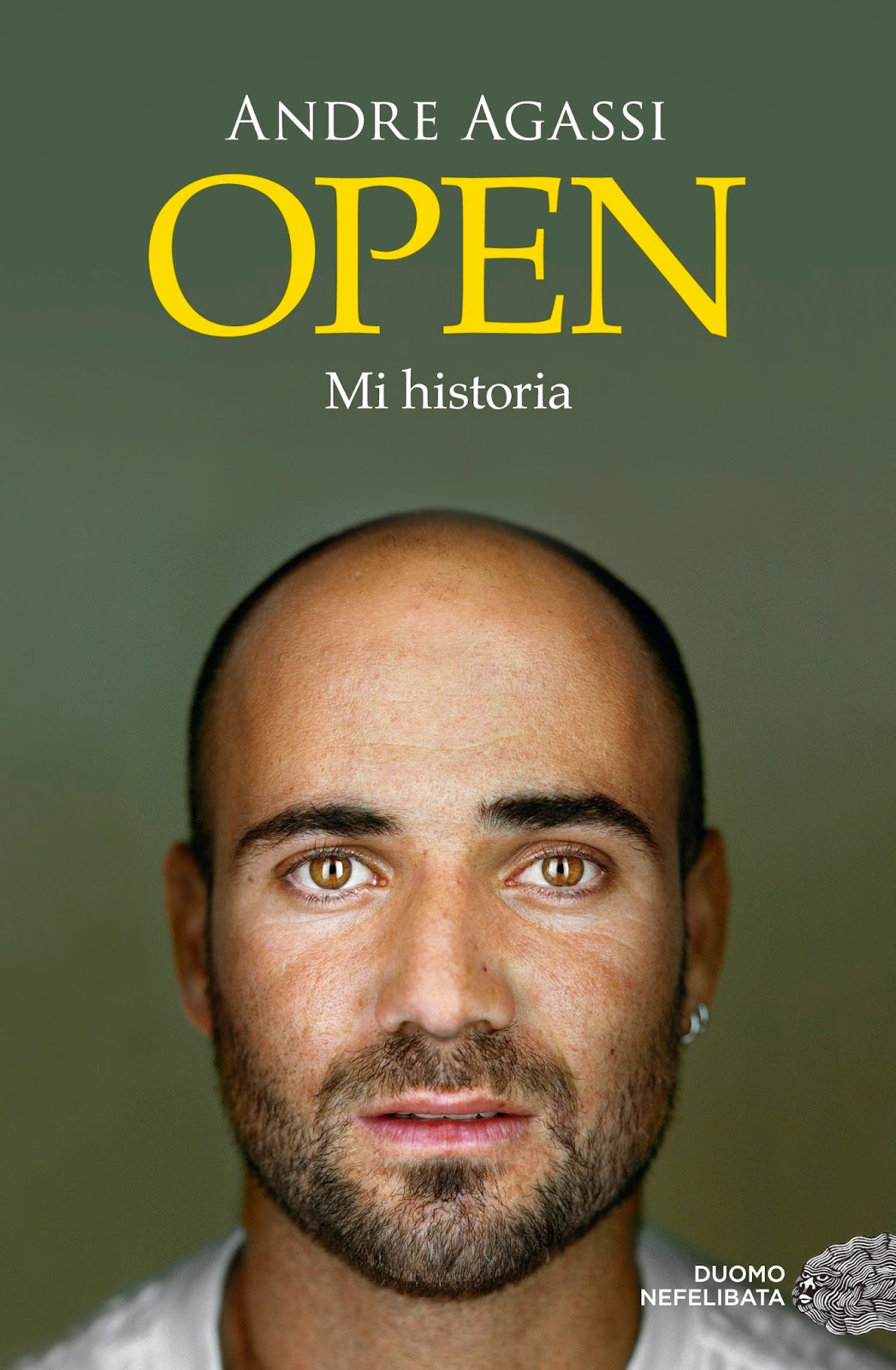 Open. Andre Agassi