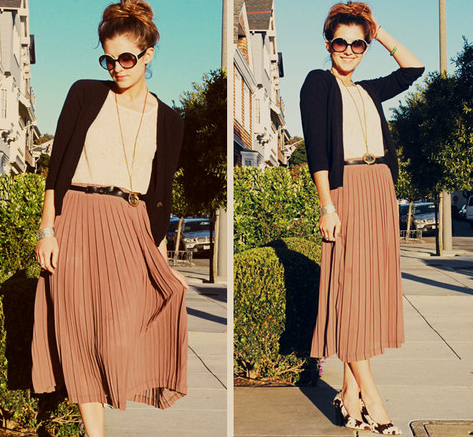 the sew knit create shop style crush midi skirts