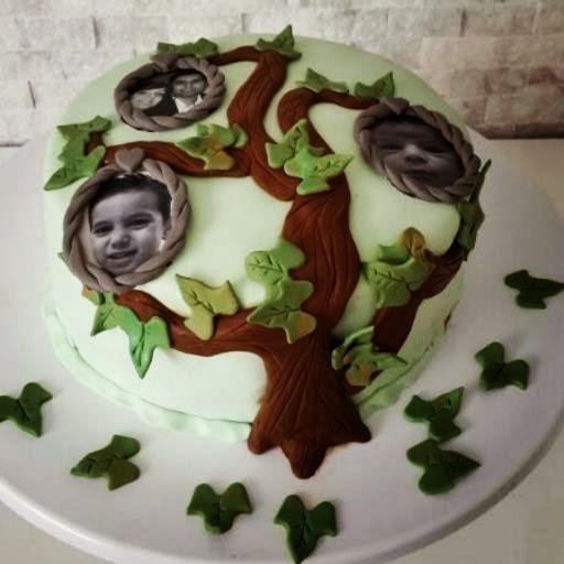 ağaç pasta