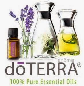 doTerra Essential Oils Wellness Advocate