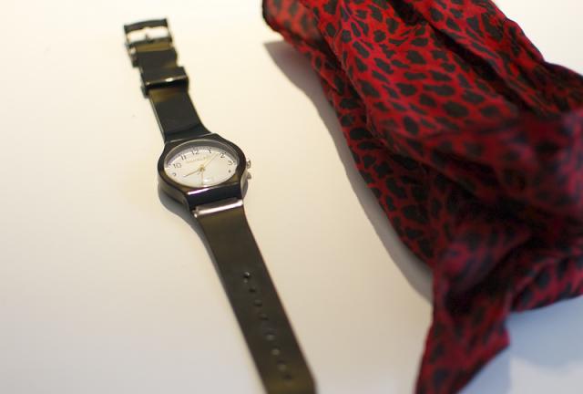 Relógio customizado
