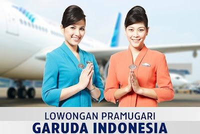 Lowongan Kerja Terbaru Pramugari PT.Garuda Indonesia Maret 2013 - Lowongan Kerja Pramugari Terbaru