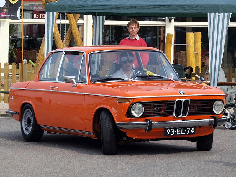 Automotive Database: BMW New Class