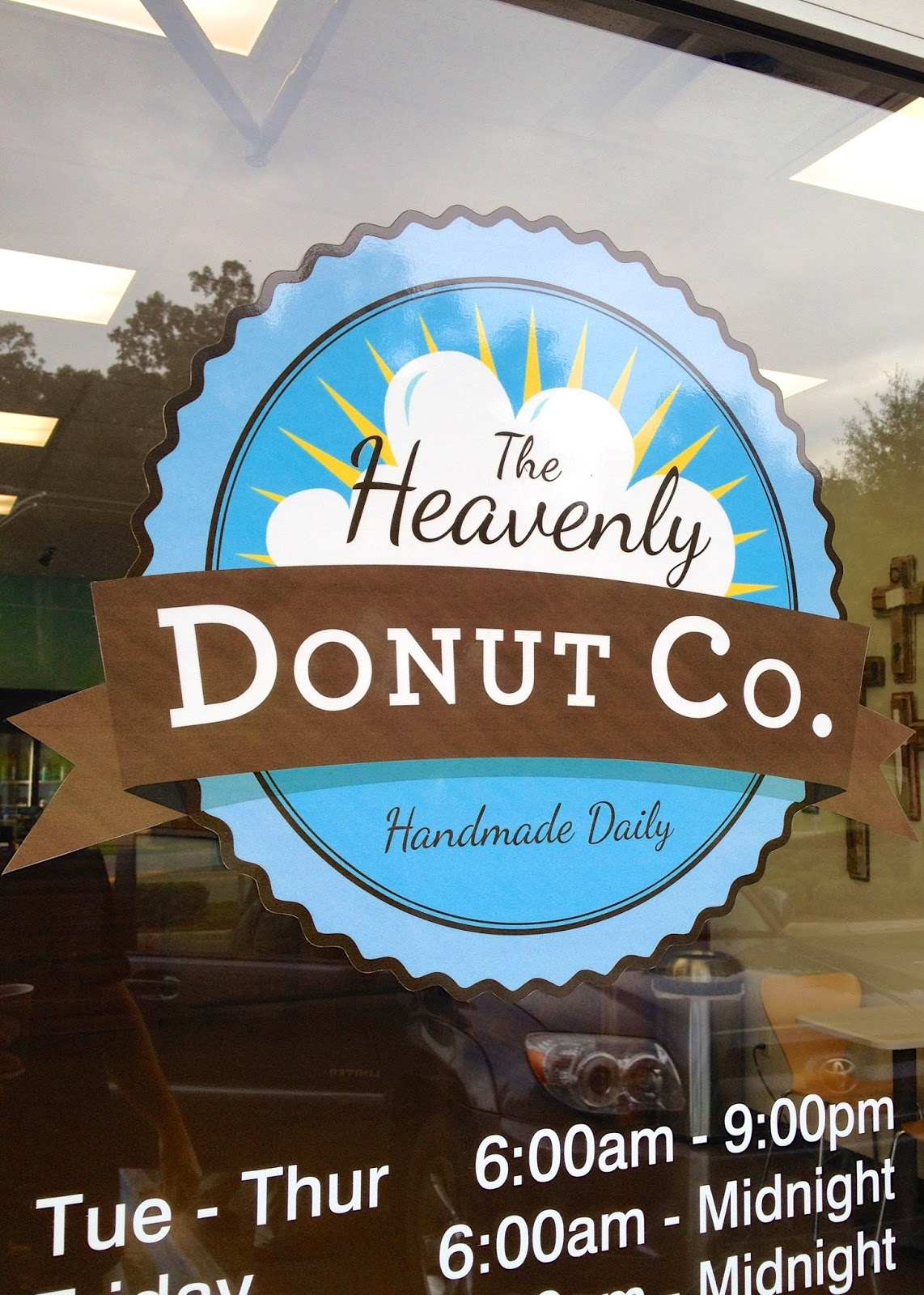 Heavenly Donut Co. {Birmingham, AL}