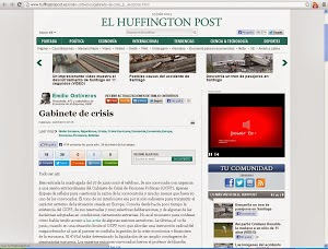 ¡¡El GCFP en el Huffington Post!!