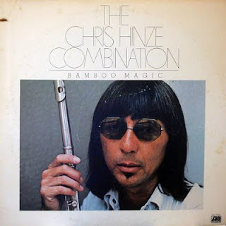 THE CHRIS HINZE COMBINATION-BAMBOO MAGIC, LP, 1975, NETHERLANDS