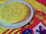 Tortilla de Patatas Española