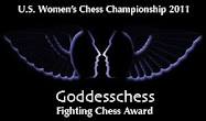 2011 U.S. Women&#39;s Chess Championship