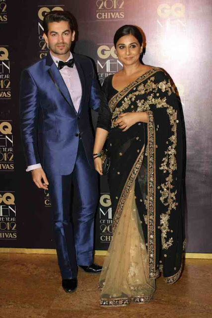 Vidya Balan at GQ Men Of The Year 2012 Awards