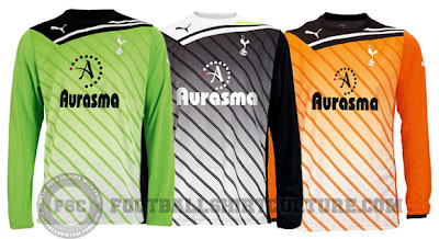 New Costumes Tottenham Hotspur