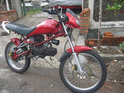 modifikasi honda win 100 modifikasi motor honda beat modifikasi motor  title=