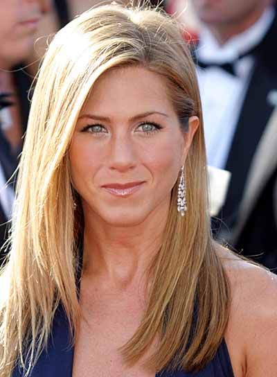 Jennifer Aniston After Elton and another Hot lists: Gerard Butler