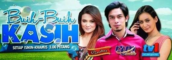 Sinopsis Buih Buih Kasih Drama TV1