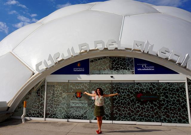 Cúpula del Milenio Exposiciones