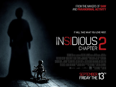 Insidious Chapter Two Banner Poster